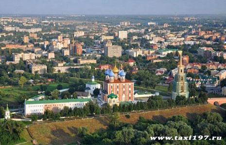 фотографии рязани: